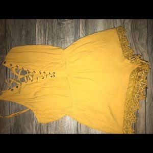 Other - Yellow Romper